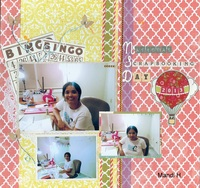 National Scrapbooking Day 2013