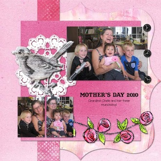 Mother's Day 2010