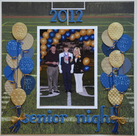 2012 Senior Night