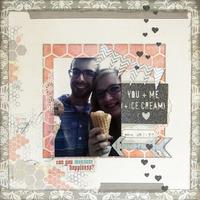 You + Me + Ice Cream
