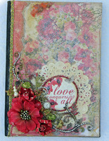 Bargain Bin Journal Transformed (chipboard)