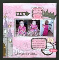Pretty As A Princess (Imagination Challenge)