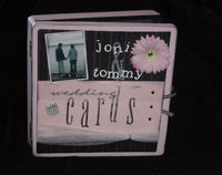 "As seen in ""ScrapEssentials 2"" Wedding Cards Box"