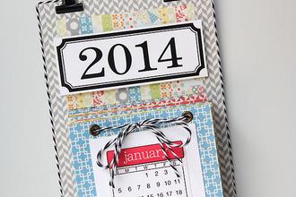 SRM Stickers Birthday Calendar