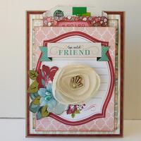 Plum Seed Gift Card Holder