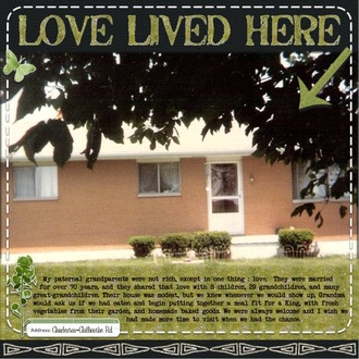Love Lived Here