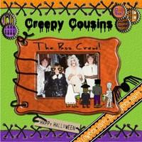 Creepy Cousins
