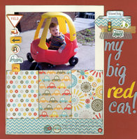 My Big Red Car
