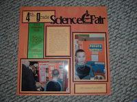 4th. Grade Science Fair