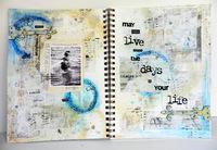Live {Art Journal}