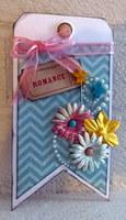 Romance Tag (Embellished Tag Challenge)