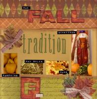 Oct DT Reveal - Fall Tradition