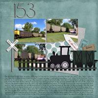153 (September Imagination Challenge)