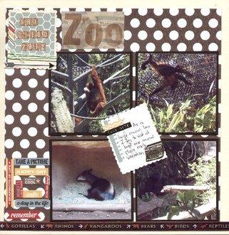 San Diego Zoo 2012