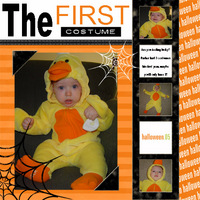 The First Costume