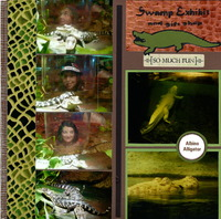 Swamp Exhibit