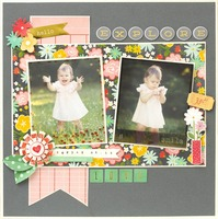 Explore Layout created by Pebbles Inc Designers