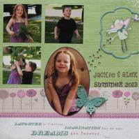 Summer 2013 - Jackie & Alex