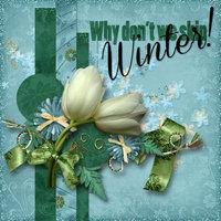 Skip winter