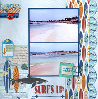 Surf's Up! (What's On TV Challenge)