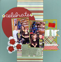 Celebrate (Scraplift GD Challenge)