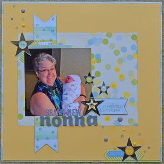Brand New Nonna