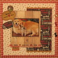 B.F.F. - Lenny loves Bear