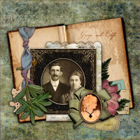 1905 Wedding