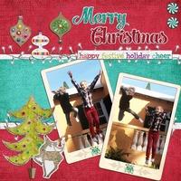 Jumpin' for Christmas