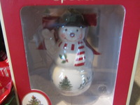 Christmas ornament package