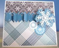 LYB Snowflake Card
