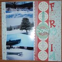 Snow Day Feronia