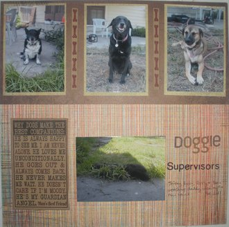 Doggie Supervisors