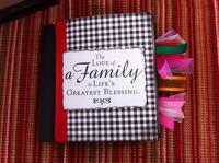 Family Mini Album - Part 1