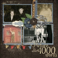 Grandma - 1000 Words