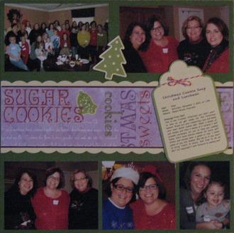 Christmas Cookie Swap & Luncheon