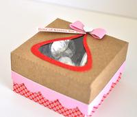 Hershey Kiss box