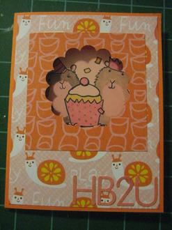 Hamster Birthday