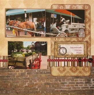 Savannah Scenes 2012