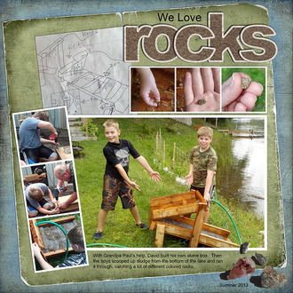 We  Love Rocks