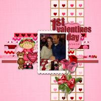 First Valentines Day