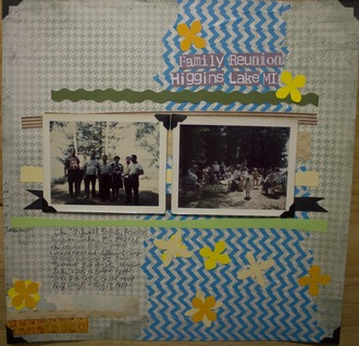 Family Reunion 1969