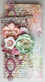 Cash gift envelope