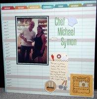Meeting Michael Symon
