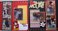Love That Mouse! Feb. Disney Challenge