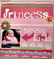 Princess (use your stash contest)