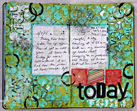 Today {My Art Journal}