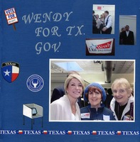 Wendy for Governor
