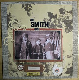 The Smith Kids