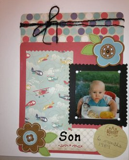 Son(Feb. 2014 3 In A Row Challenge)